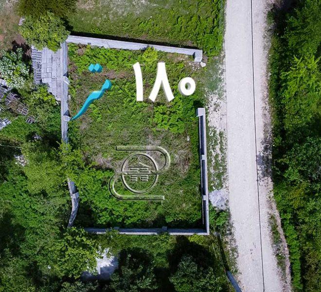 تصویر زمین روستایی ۲۰۰ متری در نشتارود